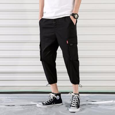 602#主推款 八分工装裤四色S-3XL                        602#主推款 八分工装裤四色S-3XL