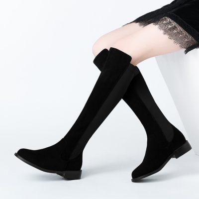 欧美 时装靴 过膝长靴                        欧美 时装靴 过膝长靴